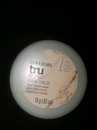 Covergirl mineral loose powder 6 dollars each  Pomona, 91766