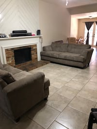 Two microfiber couches for sale Bellaire, 77401