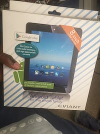 android eviant Tablet 15 km