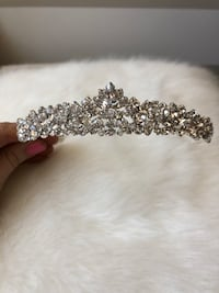 Crystal Wedding Tiara Port Moody, V3H 3T9