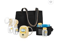 Medela double electric breast pump- freestyle Vaughan, L4K 5W4