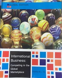 International Business: Competing in the Global Marketplace (10 Edition) Edinburgh, EH11 2PW