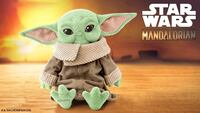 The child (aka Baby Yoda) Scentsy Buddy Calgary