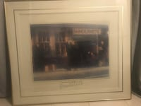 """""""Breathless"""" Picture /Frame Toronto, M3H 4A1"""