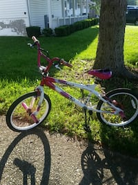 Girls 20 inch pink and black bicycle New Carlisle, 45344