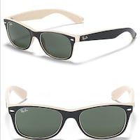 Two tone Ray Ban Wayfarer sunglasses Los Angeles, 90005