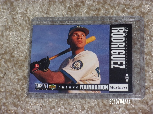 Used A Rod Rookie Card For Sale In High Point Letgo