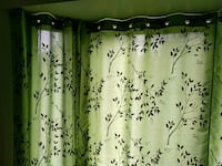Green curtains Langley City, V1M 2J9