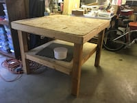 Work table North Bend, 97459