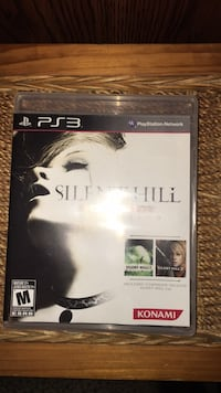 PS3 silent hill hd collection Omaha, 68132