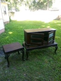 T.V. stand and tables Brooksville, 34601