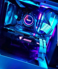 Custom ZNXT gaming pc West Chester