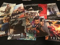 11 Issues of Game Informer Magazine Frederick, 21701