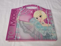 Carpeta cuaderno TOP MODEL. Alcorcón