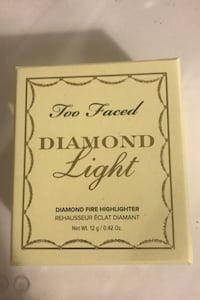 Too faced diamond fire highlighter Cambridge, N1T 1Z8
