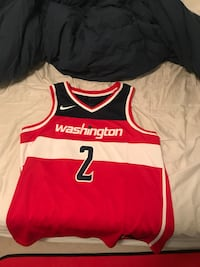NBA JERSEY Jon wall authentic  Langley, V2Y 2C2