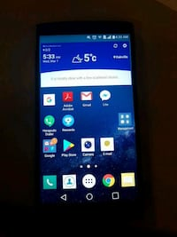 LG G4 android smartphone 546 km