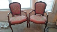 Matching wing chairs Cochranville, 19330