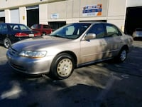 Honda - Accord - 2002 Beltsville, 20705