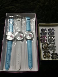Brand new Hello Kitty  watches and Rings! Mississauga, L4W 3S8