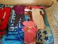 toddler's assorted clothes Yakima, 98902