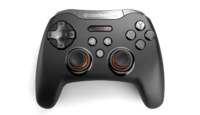 black and gray Xbox 360 controller SILVERSPRING