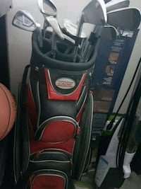Golf clubs , bag and balls  Guelph, N1L 1H1