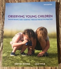 BRAND NEW-Observing Young Children Mississauga, L5B 3W7