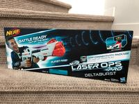 Unopened brand new Laser Ops $20(price firm) pickup only Calgary, T3K 0Y6