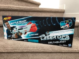 Unopened brand new Laser Ops $20(price firm) pickup only