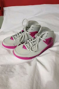 Nike Jordan Air Incline GG Grey Mist/Black/Fuchsia
