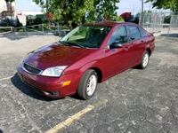 2007 FORD FOCUS W ONLY 90,000 MIL Chicago