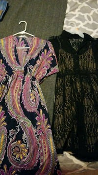 2 Size small dresses-$8 for both  Hagerstown, 21742