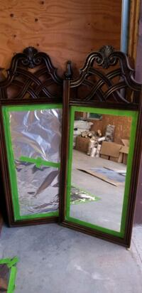 2 vintage mirrors 55×23 inches  Puslinch, N0B 2J0