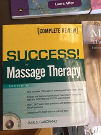 Success! in massage therapy book Midland, 79706
