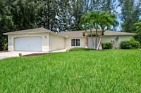 3/2 Pool Home in NW Cape for Rent Cape Coral