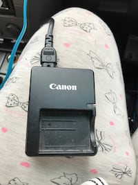 Canon Camera lader