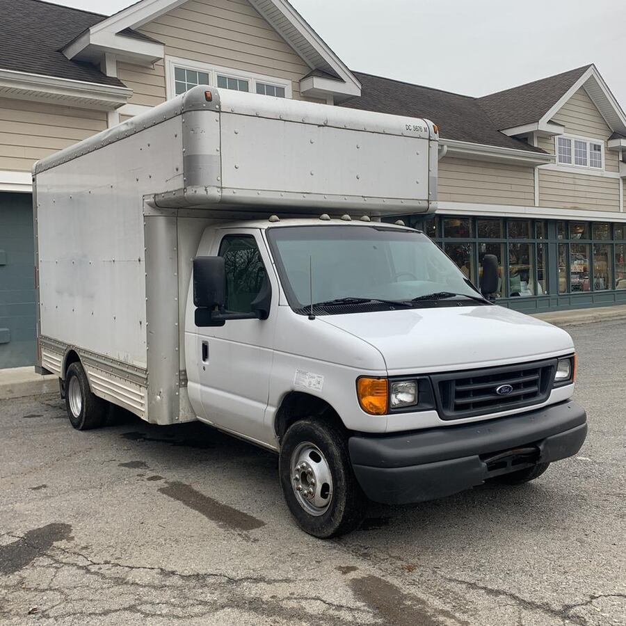 2006 Ford Econoline Van E-450 Super Duty