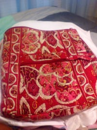 red and white floral textile vera Bradley Fort Smith, 72908