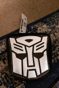 New Transformers soft lunch box