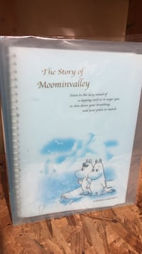 The story of moominvalley book
