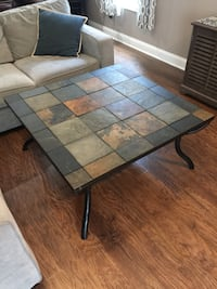 Coffee table and matching side table, Slate Wilmington, 28411