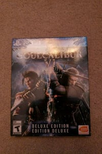 Soul Calibur VI Deluxe Edition new sealed Markham, L6B 1H7