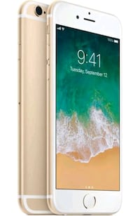 gold iPhone 6 with box Revere, 02151