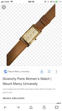 Ladies GIVENCHY Swiss made watch  Montreal, H1L 4N5