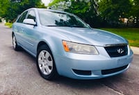 2007 Hyundai Sonata ' Like New ' Drives Like New Pretty Blue Aspen Hill