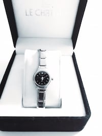 Beautiful Silver Women's Watch. In excellent . Worn a few times but still looks new. Hacienda Heights, 91745