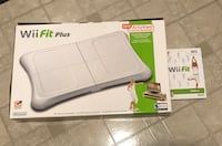 Wii Fit Plus (balance board and game) Manassas, 20112