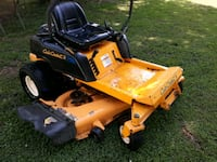 "50"" CUB CADET ZERO TURN. Hartly, 19953"