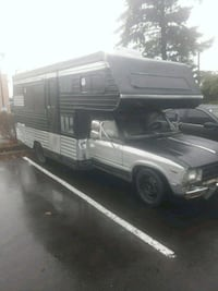 87 rv for sale toyota tags in title possible trade Wood Village, 97060